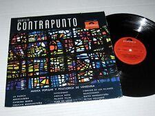 QUINTETO CONTRAPUNTO Musica Popular Y Folclorica De Venezuela POLYDOR Import