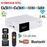 GTMedia GTC Android Smart TV Box DVB-S2/T2/C Combo Quad Core 4K WIFI TV Receptor