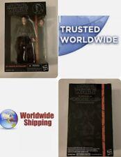 Star Wars The Black Series Anakin Skywalker 6 Inch #12 ORANGE WAVE RARE NIB