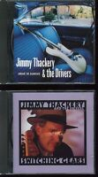 LOT of 2 Jimmy Thackery & The Drivers Music CD's