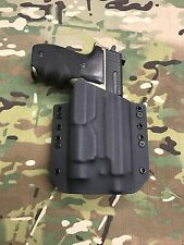 Black Kydex Holster SIG P226R MK25 Threaded Barrel Streamlight TLR-1