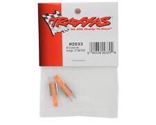 Traxxas AM 27mhz #3 Crystal Set Orange Crystals Channel 3  27.095 TRA2033