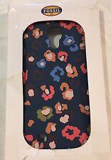 FOSSIL Samsung Galaxy S4 Multi-Color Cheetah Print Phone Case NEW $35 CUTE