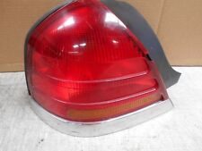 1998 Crown Victoria Tail light assembly left driver side brake light
