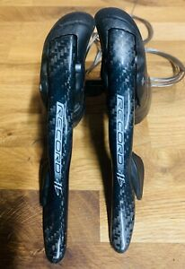 Campagnolo Record 11 Speed Shifters. Campy Campag