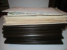 LARGE VTG COLLECTION OF ARCO OIL & GAS COMPANY MATERIAL & 7  MAPS -SEE PICS- GS
