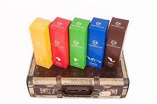 Kaffee Geschenkset - Kaffee aus 5 Kontinenten (gemahlen) - Geschenkidee