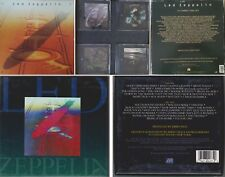 LED ZEPPELIN Box Set Volume 1 & Boxed Set 2 Complete Discography Anthology 6 CD
