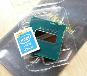INTEL ✅ CORE i7-4700MQ 3.4GHz Turbo GAMING Notebook Laptop ✅ QUAD CPU Prozessor