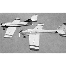 Bauplan Jetliner HO-X-3