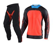 Completo TLD SE PRO BOLDOR GRAY/ORANGE troy lee design motocross enduro racewear