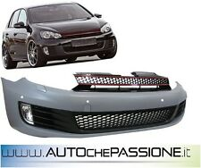 Paraurti anteriore Golf 6 versione GTI dal 2008> ABS  completo no R line R20