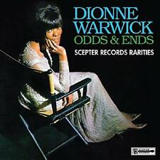 Dionne Warwick - Odds And Ends--Scepter Records Rarities (NEW CD)