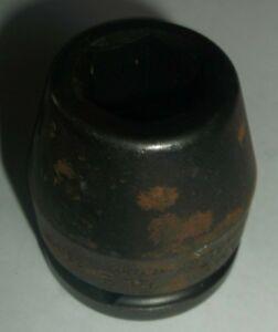 19mm Impact Socket Stahlwille 3/4 drive, 55IMP Range