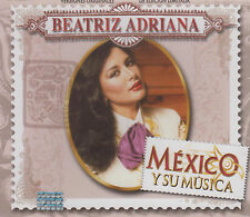 CD - Beatriz Adriana NEW Mexico Y Su Musica 3 CD's FAST SHIPPING !
