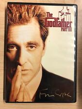 The Godfather Part Iii (Dvd, 1990) - G1004