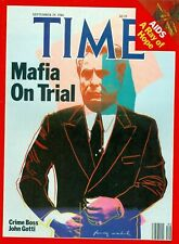 """JOHN GOTTI JR TIME WANTED POSTERS 8"""" X 10"""" PHOTO PICTURE MAFIA MOBSTER GANGSTER"""