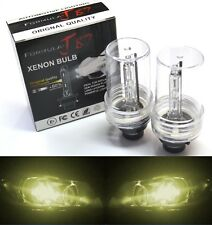 HID Xenon D4S Two Bulbs Head Light 3000K Yellow Bi-Xenon Replacement Low Beam