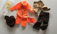 Vintage Ken Doll Clothing & Accessories Lot