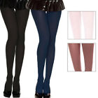 Women's Pantyhose Spandex Opaque Stockings Tights Socks Costume Neutral Colors