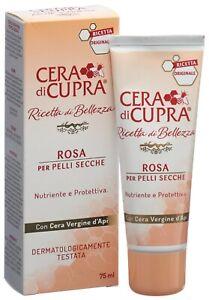 Cera di Cupra Rosa / Pink 75ml - Dry Skin - Italian anti-age cream