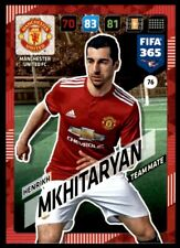 Panini 365 Adrenalyn XL 2018 - Henrikh Mkhitaryan Manchester United FC No. 76