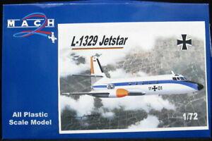 1/72 Mach 2 Models LOCKHEED L-1239 JETSTAR German Luftwaffe *MINT*