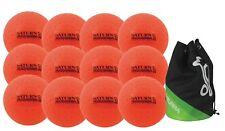Kookaburra Dimple Saturn Hockey Ball - Orange