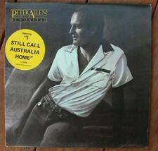 PETER ALLEN australian LP Vinyl Bi-COASTAL I still call Australia Home Fly Away