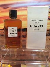 Vintage (1950s) Chanel No5 Eau De Toilette 6oz MIB Factory Sealed.