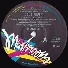 Models ORIG OZ 45 Cold fever NM '85 Mushroom K9856 New wave Alt Rock James Freud