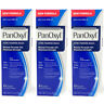 3 PACK Panoxyl Benzoyl Peroxide Foaming Acne Wash 10% 5.5oz - New