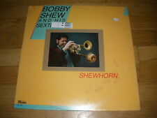 BOBBY SHEW & HIS SEXTET shewhorn LP Record - Sealed