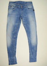NEW RRP $289 Womens G-Star Raw 'LYNN SKINNY WMN' Light Aged Paint Jeans W32 L34