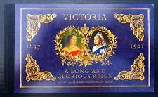 GB 2019 Victoria Complete Prestige Stamp Booklet NS743