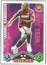 "TOPPS MATCH ATTAX 2009-10-WEST HAM UNITED & WALES-DANIEL ""DANNY"" GABBIDON"