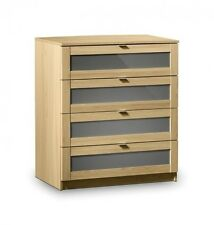 Oak Art Deco Style Bedroom Furniture