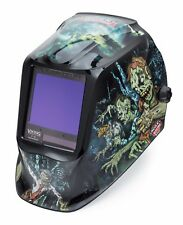 Lincoln Electric Viking 3350 Zombie Auto-Darkening Welding Helmet K4158-3