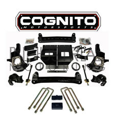 COGNITO MOTORSPORTS 2011-2018 GM 2500HD 4WD 4 INCH STAGE 1 LIFT KIT FOX SHOCKS