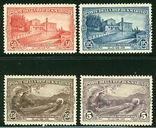San Marino 1928 700 Years Death of S. Francesco CEI MH 137-140 €70,00 USD $77.00
