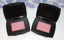 2 x Lancome BLUSH SUBTIL Delicate Oil-Free Powder ~ SHIMMER PINK POOL ~ Lot of 2