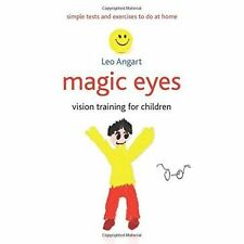 Magic Eyes: Vision training for children, Leo Angart, New, Paperback