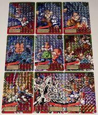 Carte dragon ball AF Super Battle prism Set Partie 1 Fan Card fancard Youngjijii