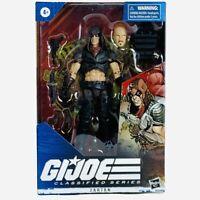 "Hasbro GI Joe Classified Series #23 Zartan 6"" inch Action Figure IN STOCK"