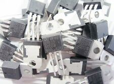 50 x TRIAC btb10-600 BW 600v 10a to220 #3c#3h65#