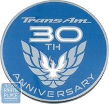 1999 Pontiac Trans Am 30TH Anniversary Center Wheel Cap - GM # 9593626