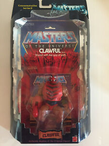 Clawful, Masters of the universe, He Man, Skeletor, Prince Adam, Commemorative