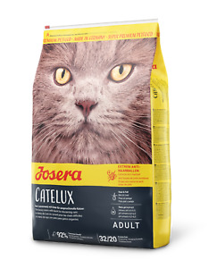 21kg Josera Catelux Extreme Anti-Hairball Dry Cat Food   READ LISTING PLEASE