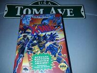 X-Men Sega Genesis Game Complete *CLEAN VG