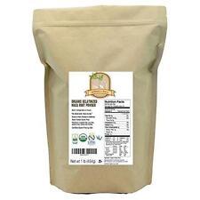 Anthony's Organic Maca Root Powder Gelatinized (1lb), Gluten-Free, Non-GMO New